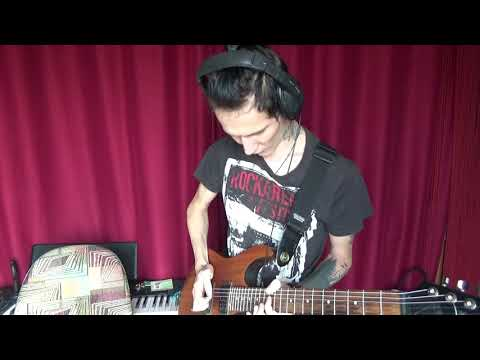 Edward Domico-Guitar solo(improvisation)