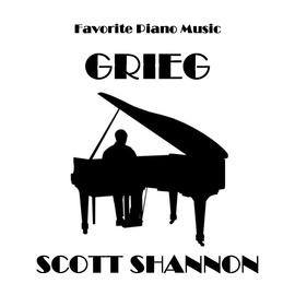 Edvard Grieg альбом Favorite Piano Music: Grieg