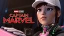 D.VA : An Overwatch Story Trailer - (Captain Marvel Style)
