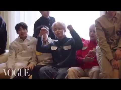 "Jungkook saying ""hella lit"" for 5 min straight BTS"
