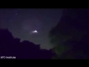 Flashing UFO Sighted Over New Jersey July 5, 2018