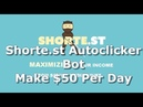 New Shote.st Autoclicker Bot For Windows And Mac | Make $50 Per Day From Online|