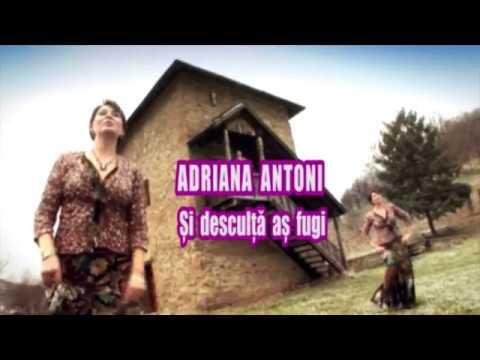 Adriana Antoni - Si desculta as fugi - CONTACT EVENIMENT 0744534735
