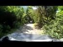 Дорога на Гегский водопад Абхазия 2018