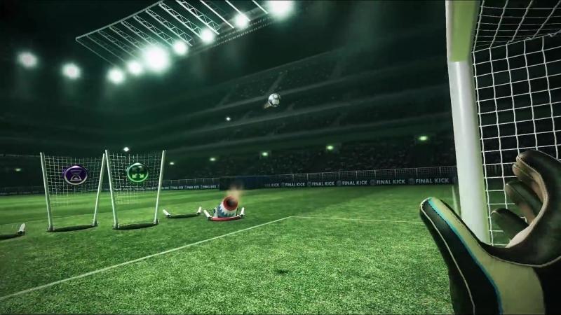Final Soccer VR - Previously Final Goalie