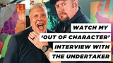 New Rare Interview - The Undertaker 'Out of Character' w Ed Young