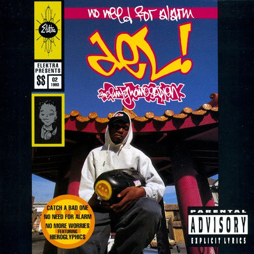 Del Tha Funkee Homosapien альбом No Need For Alarm