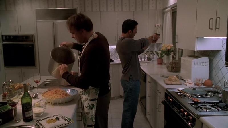 (S03E09)_21 Ральф готовит пасту. Джеки выпрашивает у него пиган.
