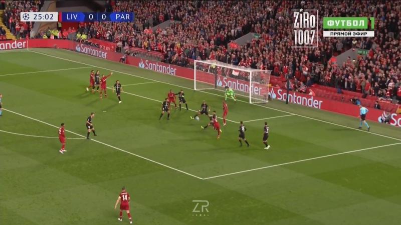 UCL Liverpool vs PSG 3-2 Highlights_Full-HD