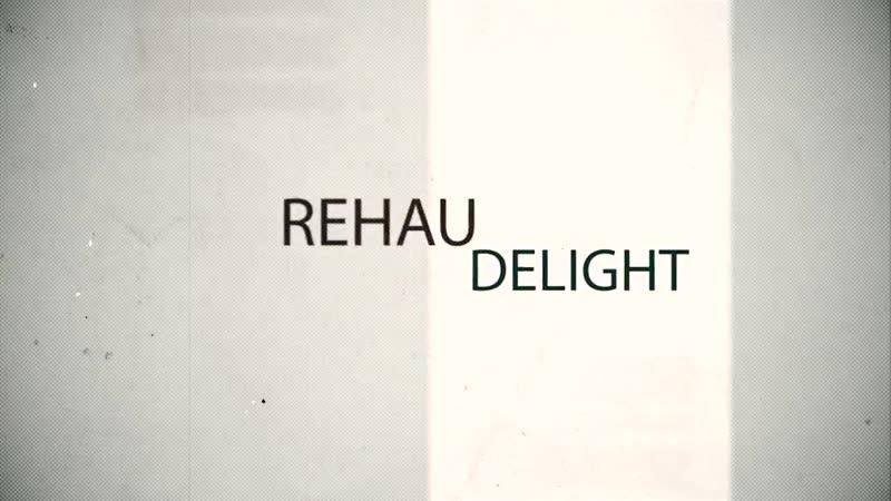 Окна Rehau Delight