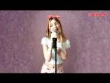 Justin Bieber - Love Yourself (cover by Кристина Ташкинова),девочка классно спела кавер,красивый голос,отлично поёт,поёмвсети