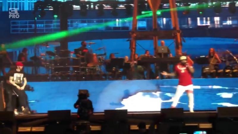 Eminem на Coachella 2018 (weekend 2): полный концерт с 50 Cent, Dr. Dre и Skylar Grey