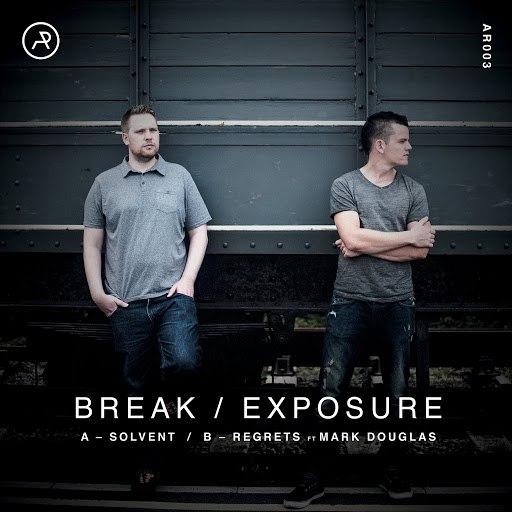 Break альбом Solvent / Regrets