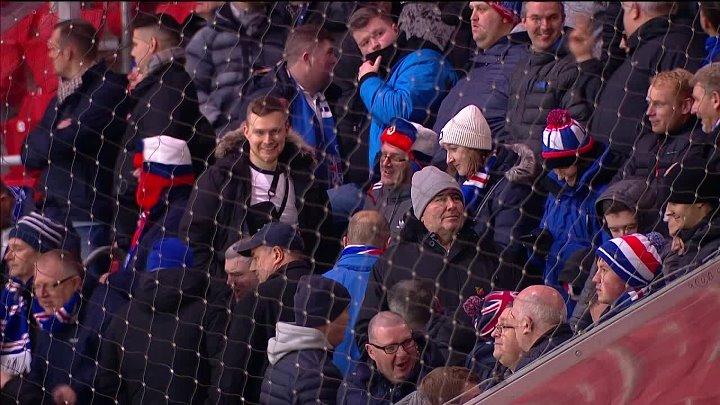Europa League 2018 Spartak Moscow vs Rangers 08 11 720p EN 30fps