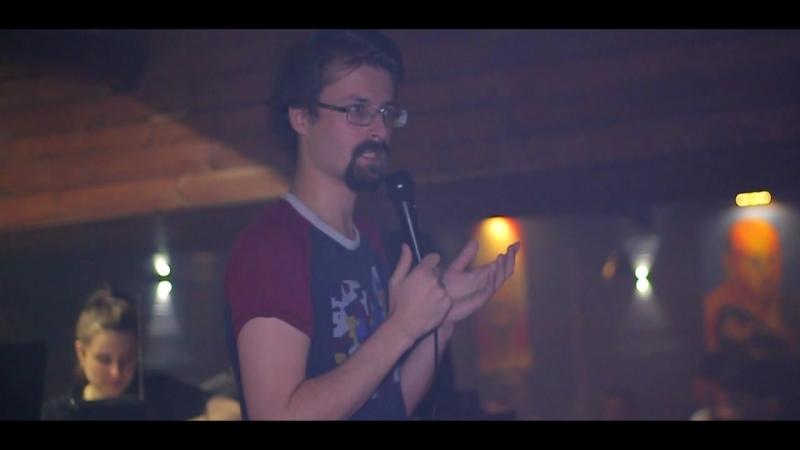 Мята Lounge Stand Up открытый микрофон 16.06.2018