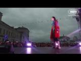 Показ мод Longshaw Ward на Дне Великобритании в Минске