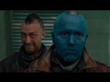 Самые классные неудачные дубли из фильмов «Стражи Галактики: часть 1 и 2»