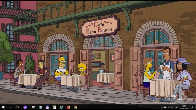 The Simpsons S29 E17