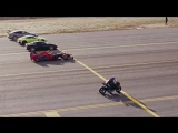 Head-To-Head With The Worlds Fastest Vehicles Ultimate Race