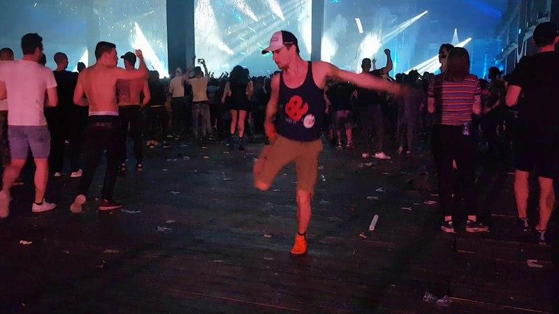 Show Jumpstyle at Rebirth Festival 2018 - Sub Zero Project