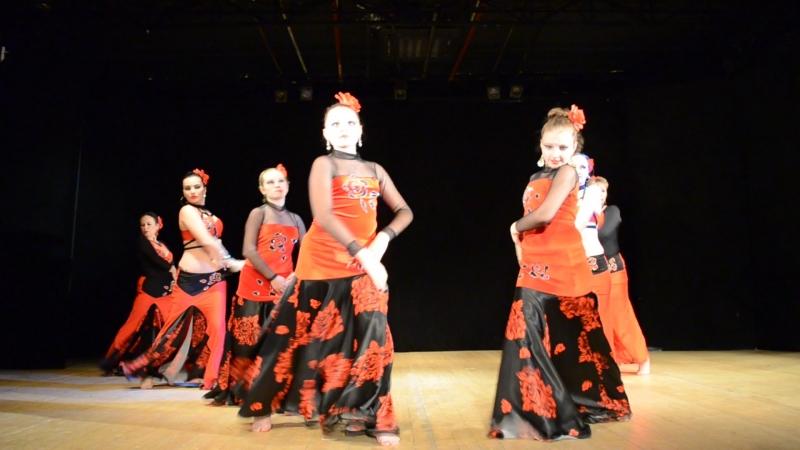 Aspani Raks (Танцевальный коллектив Chillies by Aksinya Zheleznaya)