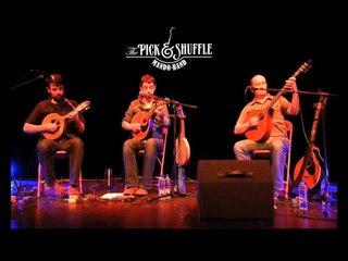 The Pick & Shuffle Mando Band -