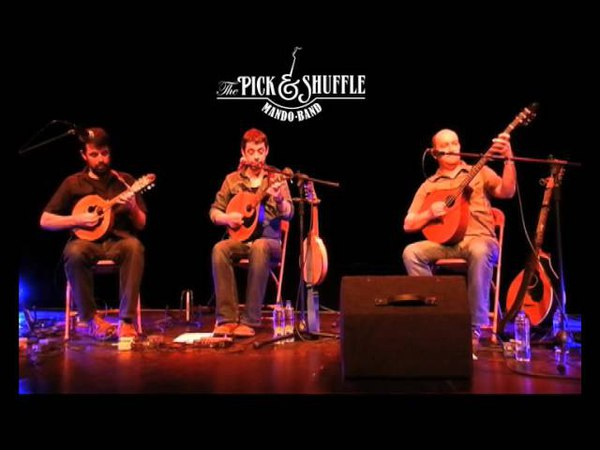 The Pick Shuffle Mando Band - The Humours of Flynn Tim OLearys