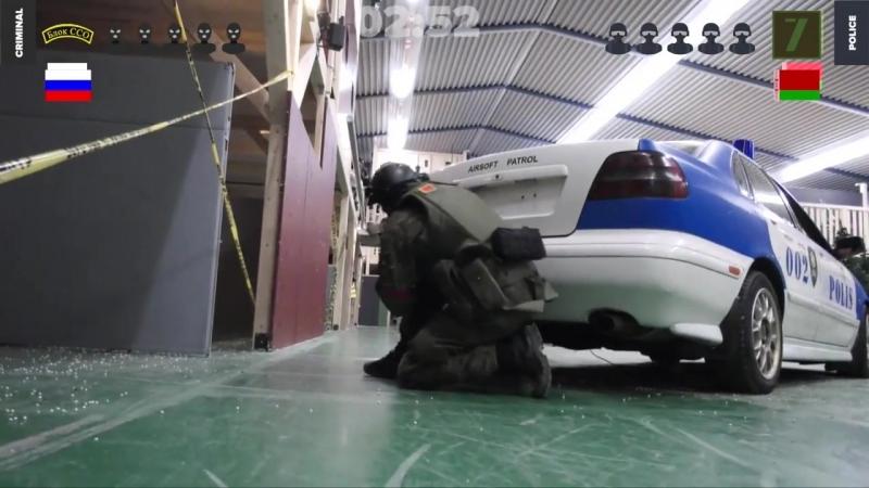 ФИНАЛ Турнир BattleArena   Русские против Белорусов