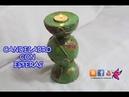 Candelabro hecho con esferas Chandelier made with spheres