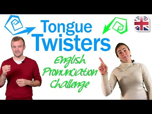 Oxford Online English 0013 - Pronunciation Lesson 0013 English Pronunciation Challenge - Tongue Twisters