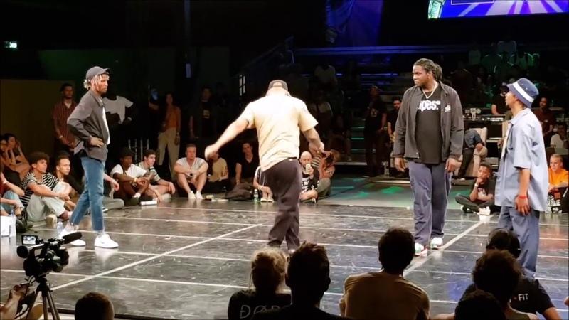 Planet Poppin Finals Slim Boogie Kid Boogie vs Greenteck & MonstaPop |