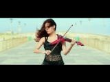 Alone - Electric Violin Cover - Caitlin De Ville