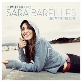Sara Bareilles альбом Between The Lines: Sara Bareilles Live At The Fillmore