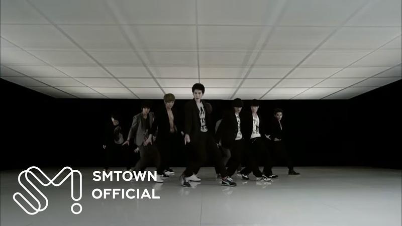 2010 SUPER JUNIOR 슈퍼주니어 '미인아 (Bonamana)' MV