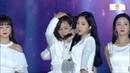 180802 Apink (에이핑크) - FIVE (파이브) @ 2018 KMF Korea Music Festival