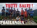 Thailandia, salvi tutti i 12 ragazzi nella grotta!Ultime notizie, manca LALLENATORE