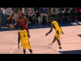 Big dunk from LeBron James