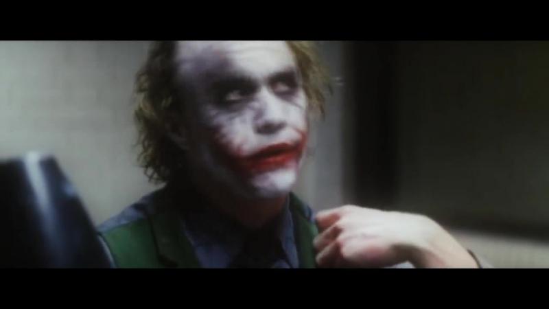 Бэтмен(Типо Жан)VSДжокер(типо Покутний Саша)