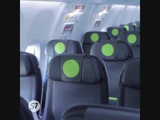 S7 airlines | первый в россии boeing 737 max