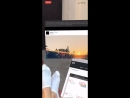 Relaxed web browsing, with tabs positioned in AR space. Powered by ARKit (1)