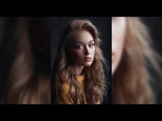 Ретушь портрета. LightRoom & Photoshop.