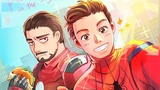 30+ Hilariously Funny IRON MAN &amp SPIDER-MAN Comics To Make You Laugh Marvel Comic Tales