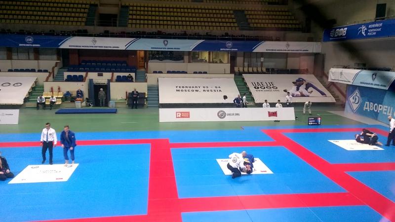 UAEJJF. White belt 77kg