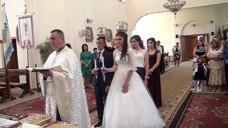 7-вінчання весілля Яреми та Надії 21 04 2018р
