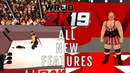 WR3D 2K19 by HHH (Android PC)- All New Features