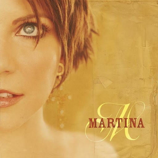 Martina McBride альбом Martina