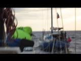На яхте Союз в Белом море