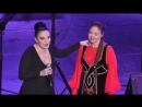 Алёна Петровская на концерте Елены Ваенги 28.01.2018 года.