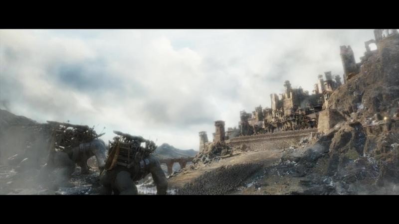 Хоббит Битва 5 воинств