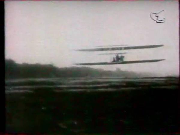 Сто лет приключений (ОРТ, 1997) История высшего пилотажа (часть1)